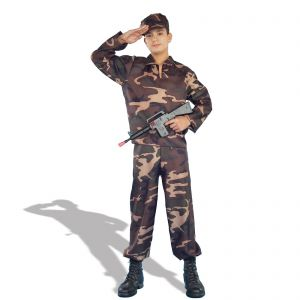 Forum Novelties Inc Army Soldier Teen Costume